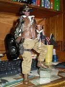 Entry9 by Science Fiction Best Customized Figure Contest