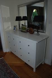 bedroom simple ikea hemnes dresser with cozy tile flooring