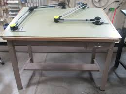 Drafting Table Vancouver Furniture Mutoh Drafting Table Wooden Drafting Tables