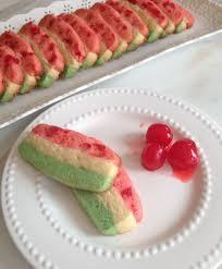 italian spumoni cookies sweet treats pinterest italian