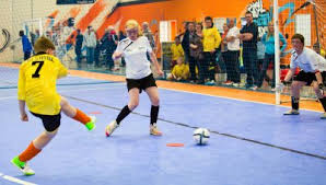Paralympics Blind Football Football Sports British Blind Sport