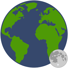 file earth moon comparision sketch svg wikimedia commons