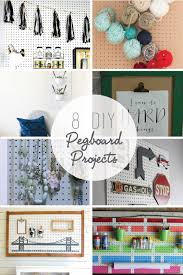 Pegboard Ideas by September Monthly Diy Challenge Pegboard Jewelry Organizer The