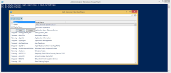powershell quote list working with windows powershell