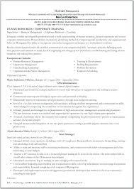 Sample Resumes For Hr Professionals Sample Hr Resumes For Hr Executive Old Version Old Version Old