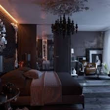 bedroom wall painting ideas brown wall paint black white and