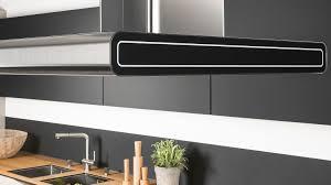 hotte cuisine design pas cher hotte ilot central darty hotte dcorative murale cocktail noir