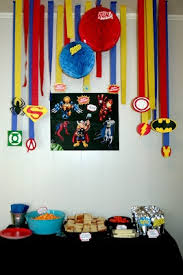 Diy Superhero Room Decor Best 25 Super Hero Decorations Ideas On Pinterest Superhero