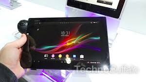 Tablet Z Lte Sony S 10 1 Inch Xperia Tablet Z Now Available Unlocked In U S