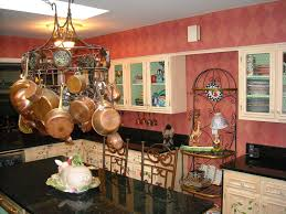 bows on a pig french country kitchen