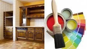 peinture bois meuble cuisine peinture meuble de cuisine le top 5 des marques