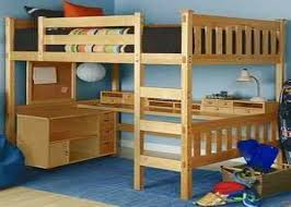 Plans For Loft Bed With Desk Free by Desk Bunk Bed Loft With Desk Plans Bunk Bed With Desk Plans Free