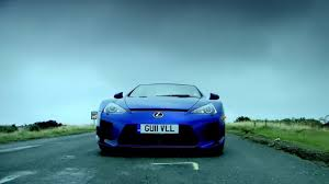 lexus supercar review lexus lfa review top gear bbc video dailymotion