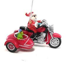 motorcycle christmas tree ornament amazon com
