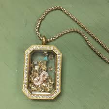 owl jewelry necklace images Origami owl jewelry origami owl locket necklace set poshmark jpg