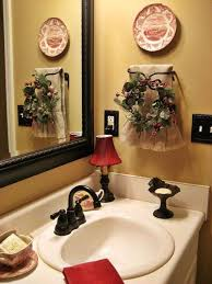 Guest Bathroom Designs Cute Bathroom Decorating Ideas For Christmas Family Holiday Net