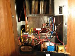 furnace no blower no ignition just click and red light