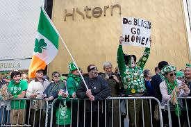 new york hosts its first ever friendly st patrick u0027s day