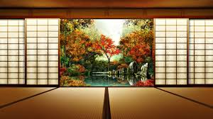 japan house style house in japan mimics the appeal of a renovated beautiful japan japanese house garden view nature weather tree hd wallpaper with japan house style