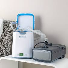Cpap Nightstand Soclean 2 Cpap Sanitizing Machine