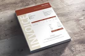 Make Your Own Invoice Template Commercial Business Invoice Niana