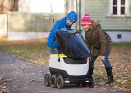 grocery delivering robots launched by skype co founders