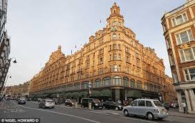 harrods s boots harrods sells luxury handbags for 8 in error daily mail
