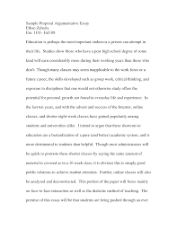 essay format high school how to write argumentative essay sle argumentative essays sles