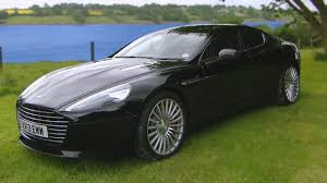 aston martin sedan aston martin rapide s fifth gear youtube