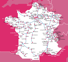 Brussels Map Of Europe by Tgv Train Tickets Voyages Sncf Com