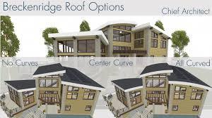 4 roof options u2013 breckenridge home design youtube