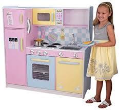 Kidkraft Urban Espresso Kitchen - amazon com kidkraft large kitchen toys u0026 games