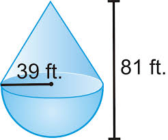 surface area and volume of spheres ck 12 foundation