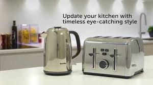 Kenwood Kettle And Toaster Breville Colour Notes Kettle And Toasters Youtube