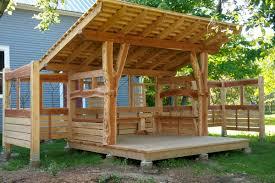 Garden Shelter Ideas Garden Shelter Gardening Design