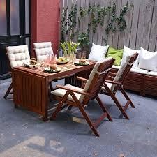 ikea outdoor dining table ikea outdoor dining table hack designs set northmallow co