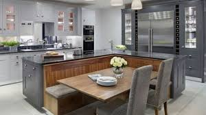 kitchen island with attached dining table kitchen island table combination popular combo for sale ideas inside