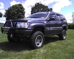 lifted jeep cherokee cherokee 1999 2004