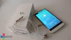 lg android h960tr lg v10 android 7 0 nougat türkiye güncellemesi geldi