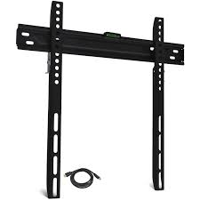 Tv Wall Mount With Shelf For Cable Box Low Profile Tv Wall Mount For 19