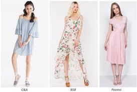 rochii de vara cele mai chic rochii de zi pentru vara 2017 shopping city sibiu