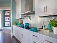pictures of subway tile backsplashes in kitchen 11 creative subway tile backsplash ideas hgtv