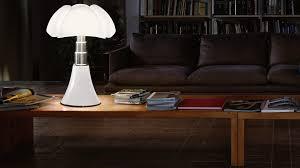 table lamp gae aulenti pipistrello lamp classic design italia