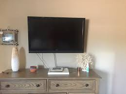 how to hide wires for wall mounted tv how to hide wires behind a mounted tv handyman scottsdale az