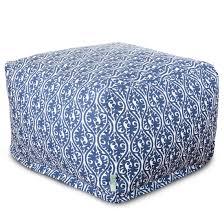 modern furniture bean bag ottomans majestic home goods