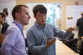 college students work on wide range of projects at slac u0027s x ray