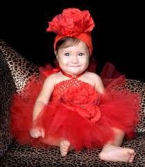 valentines baby beauty blooming crochet baby tutu dress infant tutu dress