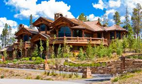 Stunning Log Home Designs Photographs Logs Resorts And Cabin - Colorado home design