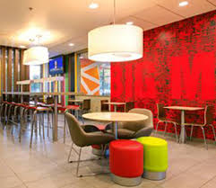 Fast Casual Restaurant Interior Design Qsr Retail Design Trends Compete With Fast Casual Kdm