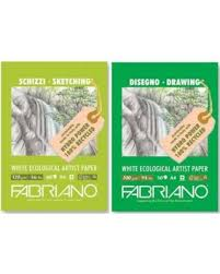 on sale now 35 off fabriano eco white drawing u0026 sketching pad